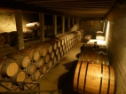 Ageing cellar, Clos Mogador