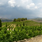 Storm rolling in over Priorat (as seen from Torres)